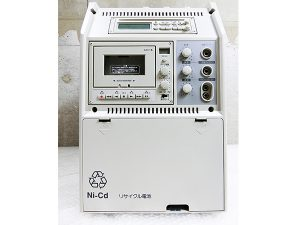 TOA ティーオーエー WA-1812CD ワイヤレスアンプ CDカセット付
