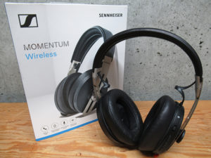 SENNHEISER ゼンハイザー MOMENTUM ヘッドホン ワイヤレスイヤホン Bluetooth M3AEBTXL