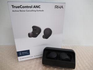 RHA TrueControl ANC ワイヤレスイヤホン