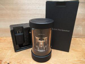 BALMUDA バルミューダ ワイヤレススピーカー The Speaker M01A